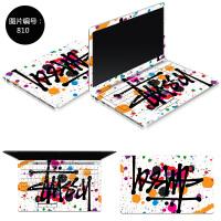 华硕X550CC A550V N550JK K550LD X552E笔记本外壳贴纸全包型