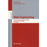 Web Engineering: 5th International Conference网络工程/2005年国际会议