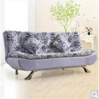 未蓝生活 沙发床 折叠多功能布艺沙发床两用 懒人沙发