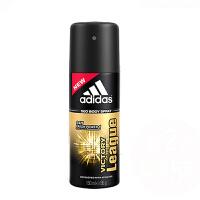 阿迪达斯(adidas) 男士止汗系列 香体香水止汗露止汗喷雾走珠 League-征服-止汗喷雾150ml