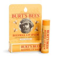 美国Burt's Bees 小蜜蜂婴儿童宝宝润唇可食用保湿滋润 经典蜜蜡