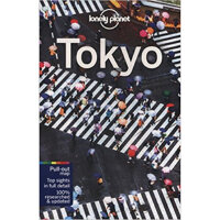 Tokyo 11 英文原版 Lonely Planet 9781786570338 Lonely Planet