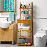 淘之良品卫生间多层置物架浴室厕所收纳免打孔壁挂洗衣机马桶洗手间脸盆