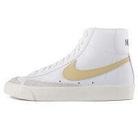 Nike/耐克女鞋2021春季新款高帮运动鞋时尚简约小白鞋舒适轻便防滑耐磨板鞋休闲鞋CZ1055-109