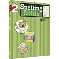 Harcourt Family Learning - Spelling Skills Grade 2 哈考特家庭辅导拼写