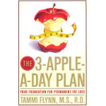 3-APPLE-A-DAY PLAN, THE(ISBN=9780767920414) 英文原版