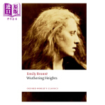 【中商原版】呼啸山庄(牛津世界经典系列)英文原版 Wuthering Heights (Oxford Worlds C