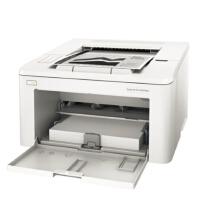 惠普HP打印机M203dw A4黑白激光打印机wifi无线网络双面办公