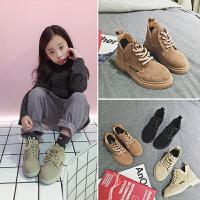 女童鞋男童保暖儿童二棉女孩鞋子