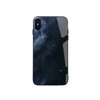 欧美冷淡风手机壳苹果6/6splus网红7P钢化8玻璃套ins风8x女XR/XS MAX男8p款in iphone x