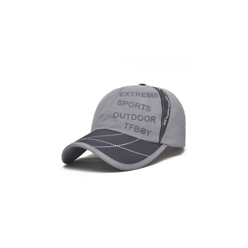 帽子男女士棒球帽户外透气凉帽防晒鸭舌帽遮阳太阳帽网帽防水 品质保证 售后无忧 支持货到付款