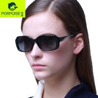 海豚2016女士小框偏光太阳镜 时尚明星款显瘦防紫外线墨镜PP-3157