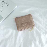 便携迷你零钱包硬币包新款女士钱包拉链短款皮夹钱夹卡包时尚零钱包