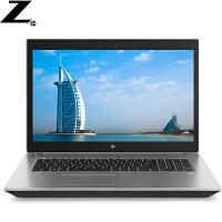 惠普(HP)ZBook17G5-29PA 17.3英寸笔记本 移动工作站i7-8750H/16G/256GSSD+2T
