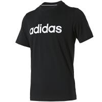 Adidas阿迪�_斯男�bNEO�\�臃�休�e透��A�I短袖上衣T恤衫GJ8944