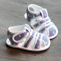 2019年春夏季新品男女宝宝学步运动鞋男童软底布鞋婴儿鞋二棉鞋子0-6-12个月步前鞋袜鞋1岁不掉鞋