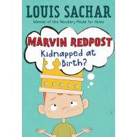预售 英文原版 麻烦精马文1 纽伯瑞奖得主 Louis Sachar 《洞》作者 Marvin Redpost #1: