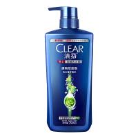 [当当自营] 清扬 洗发水男士去屑清爽控油型 750ml蓝瓶