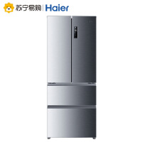 Haier/海尔 BCD-402WDBA四门冰箱家用风冷无霜法式多门四开门