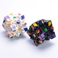 异形魔方 三阶齿轮3D立体齿轮魔方 送复原教程 益智创意玩具