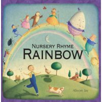 Alison Jay: Nursery Rhyme Rainbow童谣彩虹ISBN9781848773097