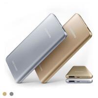三星 S7edge原装快充移动电源Note5 S6 edge 通用快速充电宝 5200