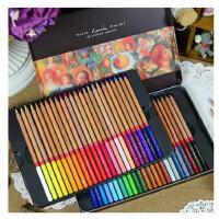 马可7100绘画油性彩色铅笔 36 48 72色彩铅 纸盒装 彩笔 7100-纸盒48色单盒
