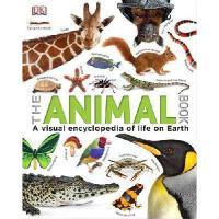 The Animal Book 英文原版 动物大全【DK系列】精装