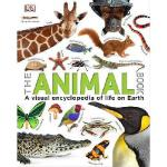 The Animal Book 英文原版 动物大全【DK系列】精装