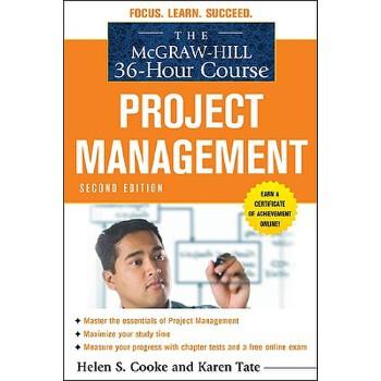 【预订】The McGraw-Hill 36-Hour Course: Project Management, Second Edition 预订商品,需要1-3个月发货,非质量问题不接受退换货。