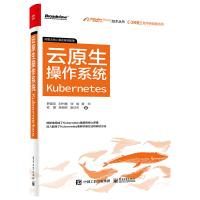 现货正版 阿里云数字新基建系列 云原生操作系统Kubernetes 罗建龙 前端开发程序员零基础自学从入门到精通 编程语