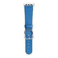 适用apple watch3表带 iwatch1/2经典扣式真皮表带 苹果手表表带