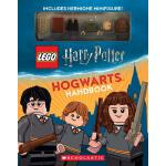 LEGO Harry Potter Hogwarts Handbook with Hermione Minifigur
