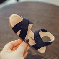 2018夏季新款韩版软底防滑儿童鞋子1-3岁小童宝宝公主鞋女童凉鞋