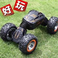 充电攀爬漂移儿童玩具四驱越野遥控汽车3-6岁特技超大扭变车男孩