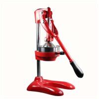 商用家用石榴汁手动榨汁机果汁机不锈钢手压榨挤橙汁器水果压汁机