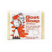 保税区直发 澳大利亚Goat Soap 纯手工山羊奶皂100g 燕麦味