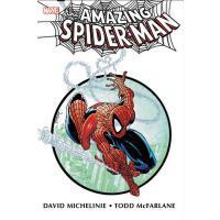 【预订】Amazing Spider-Man by David Michelinie & Todd MacFarlan