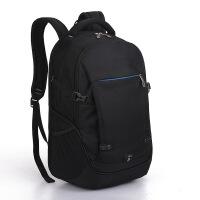 男士书包大学生脑背包双肩包商务休闲背包男女学生双肩包旅行大容量背包