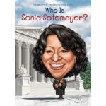 【预订】Who Is Sonia Sotomayor?