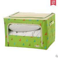 可爱猫咪收纳箱可折叠水洗大号小号衣物储物箱牛津布储物箱