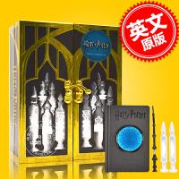 现货 哈利波特冥想盆 记事本套装 英文原版 Harry Potter Pensieve Memory Set 邓布利多