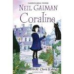 英文原版 鬼妈妈 尼尔盖曼《坟场之书》姊妹篇 Coraline