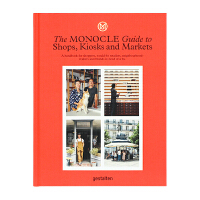 现货 The Monocle Guide to Shops, Kiosks and Markets 商店、报亭和市场的