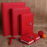 创意日记本 彩色活页笔记本 记事本 工作日志 可定制LOGO文字