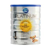 新西兰A2 Platinum酪蛋白婴儿奶粉1段(0-6个月宝宝) 900g 1罐装