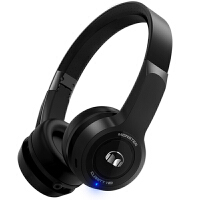 MONSTER/魔声 灵晰HD 蓝牙耳机头戴式带麦 - 黑色