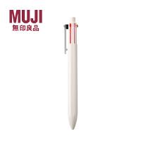 无印良品(MUJI)日本MUJI无印良品六角六色圆珠笔 0.7mm