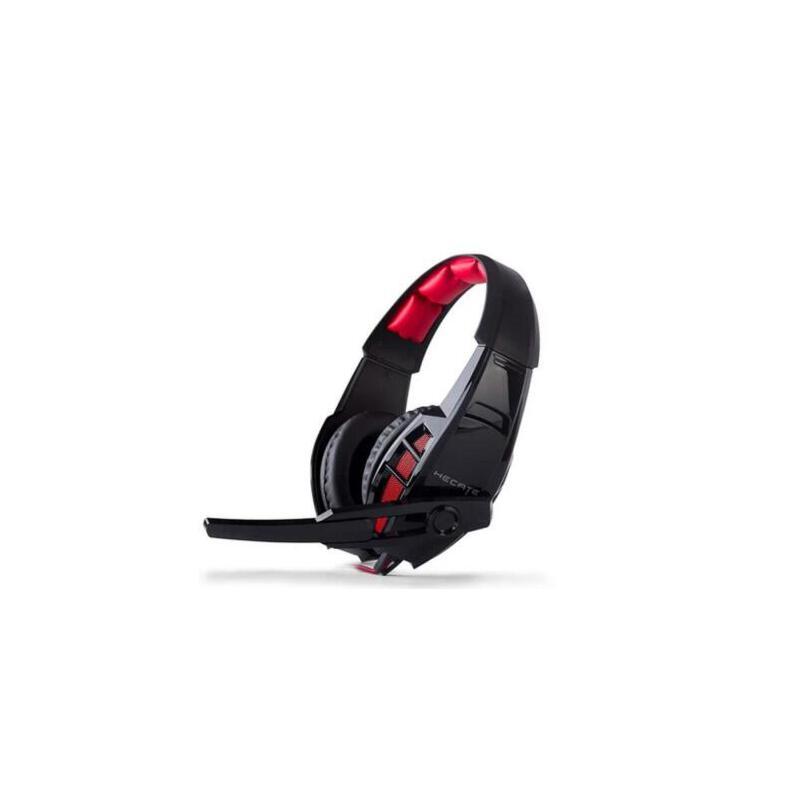 【支持礼品卡】Edifier/漫步者 G1头戴式电脑游戏耳麦 运动手机耳机重低音带话筒 游戏耳机 超重低音 带麦线控