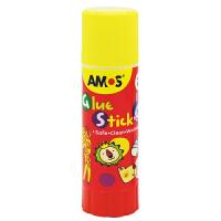 AMOS PVP 22克胶棒(韩国进口)GSW22AR强力固体胶DIY手工胶办公学习用品手工课固体胶水高粘度单据凭证胶